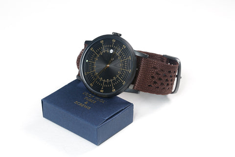 SQ38 Plano watch, PS-56