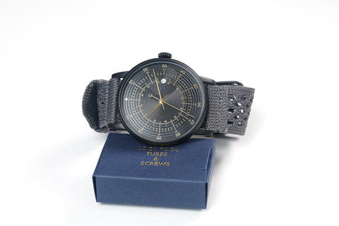 SQ38 Plano watch, PS-55