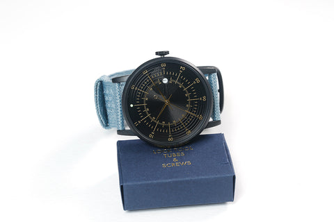 SQ38 Plano watch, PS-58