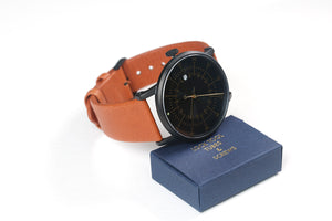 SQ38 Plano watch, PS-23