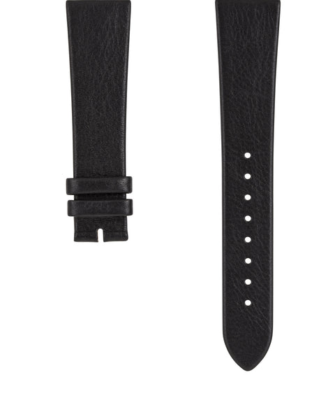 SE20/16-01 SWEDISH Black Reindeer Leather Strap