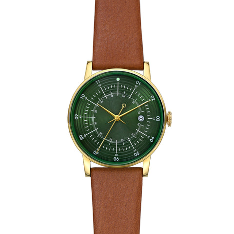 SQ38 Plano watch, PS-97