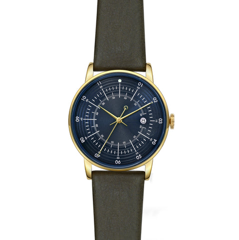 SQ38 Plano watch, PS-92