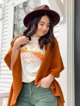Load image into Gallery viewer, Cover Me Up Shawl - Cinnamon