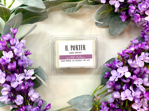 H. Porter Soy Wax Melts - Spring Scents