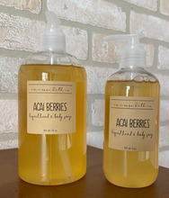 Load image into Gallery viewer, Aria Rose - Liquid Soap 9oz