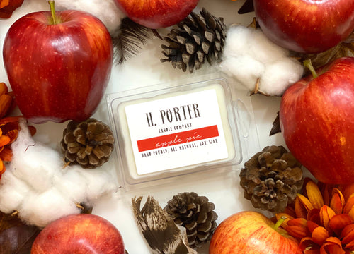 H. Porter Soy Wax Melts - FALL SCENTS