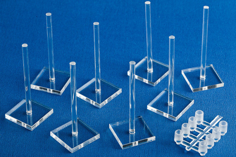 Small Flight Stands Pack (x8)