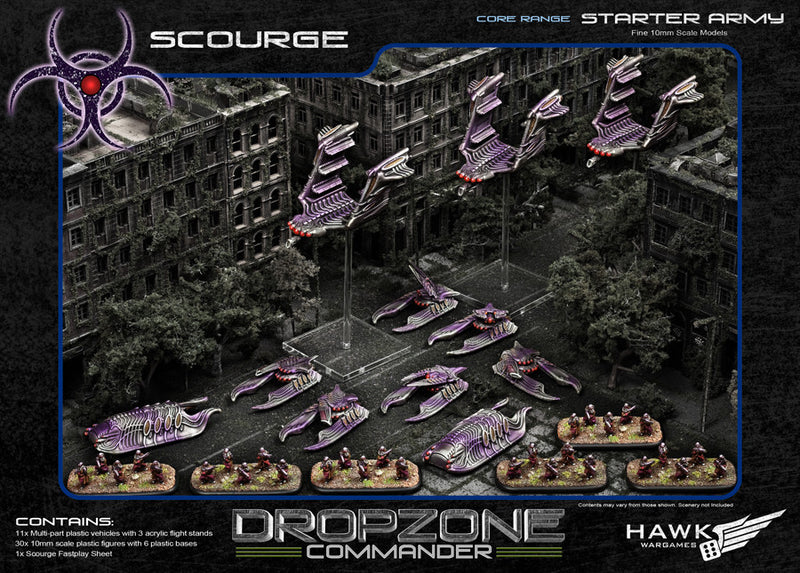 Core Scourge Starter Army (In Plastic)