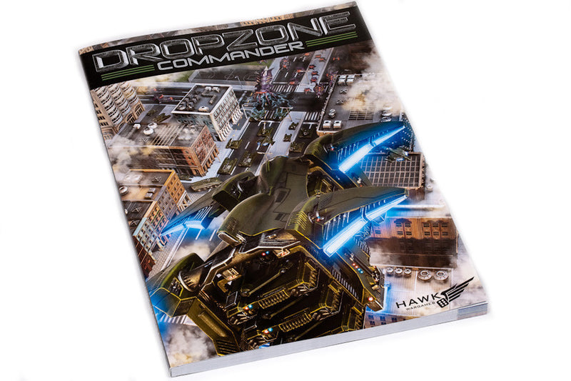 Dropzone Commander Core Rulebook 1.1 EDITION