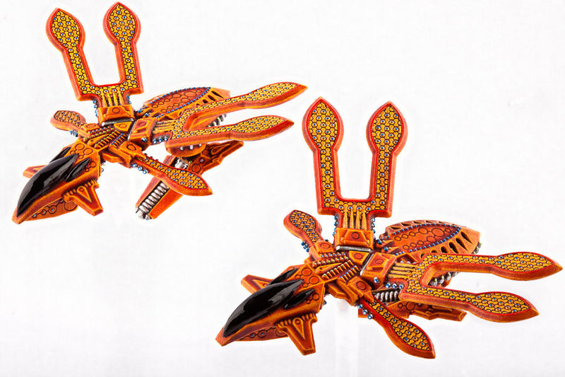 Thunderbird Gunships