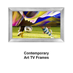 Contemporary Art TV Frames