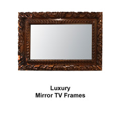 Luxury Mirror TV Frames Collection