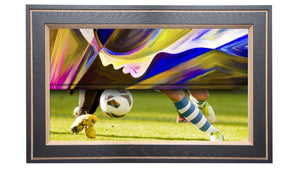 3Dtional TV Art Frame Frame Your TV