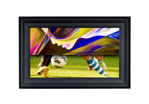 Mexican TV Art Frame Frame Your TV