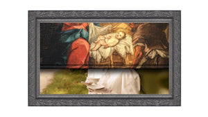 Rome TV Art Frame Frame Your TV