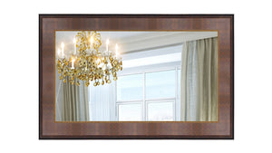 Vaneer TV Mirror Frame Frame Your TV
