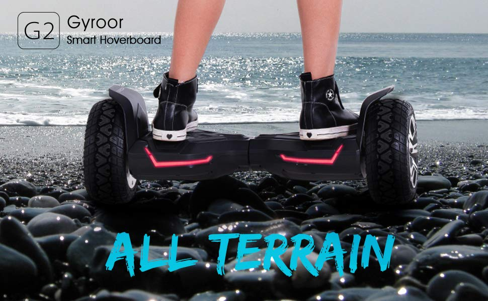 G2 Warrior All Terrain Hoverboard 100