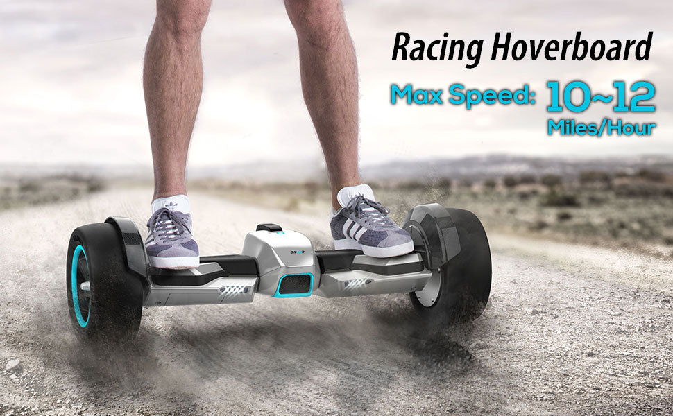 F1 Racing Hoverboard 01