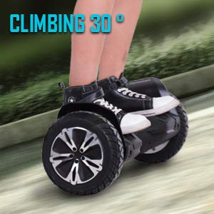 ALL TERRAIN MASTER G2 HOVERBOARD