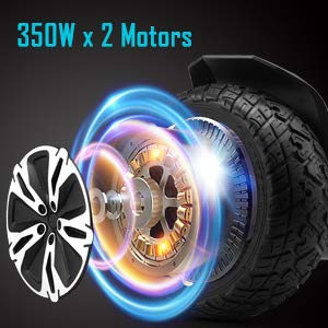 DUAL 350W MOTORS OF HOVERBOARD