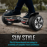 G2 Warrior 8.5 Inch All Terrain Hoverboard 003