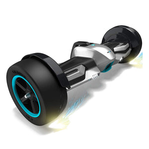 F1 Fastest Racing Hoverboard Silver 001