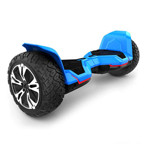 G2 Warrior 8.5 Inch All Terrain Hoverboard Blue