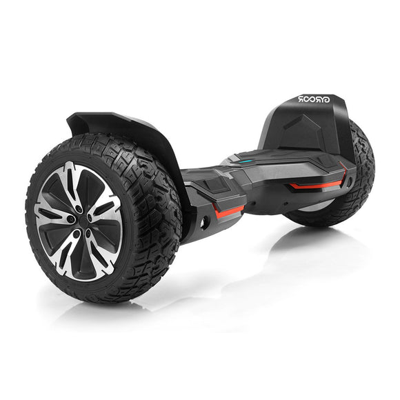 G2 Warrior 8.5 Inch All Terrain Hoverboard 001