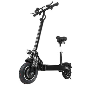 D4 2000W Dual Motor Folding Electric Scooter