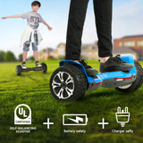 G2 Warrior 8.5 Inch All Terrain Hoverboard 008