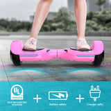 Swift T580  Hoverboard for Kids Pink 002