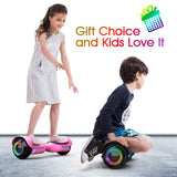 Swift T580 Hoverboard for Kids Pink 006