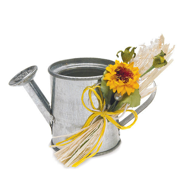 Miniature Metal Watering Cans (Pack of 12)