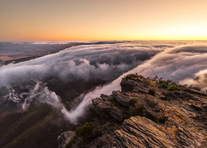 MNI 0086 Sunrise on Bluff knoll 03
