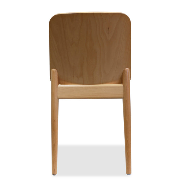 Bentwood chair - Natural - Ainslee