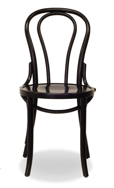 timber bentwood chair - bon