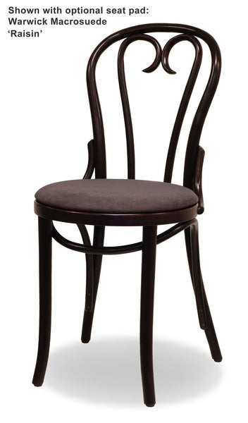 Bon Uno Est - Bentwood Chair - Dark Walnut