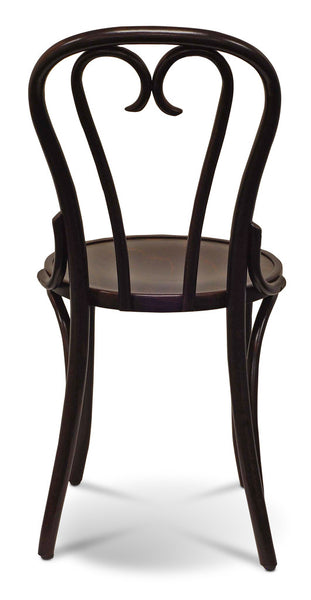 heart shape bentwood chair - bon est