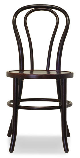 michael thonet bentwood chair - stackable - bon uno s