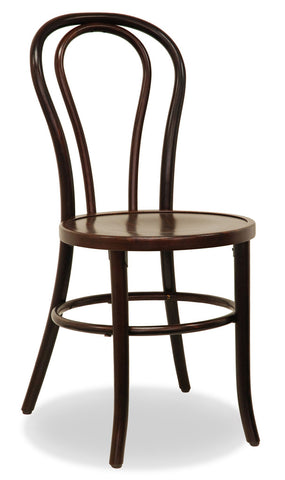 bentwood stacking chair - bon uno
