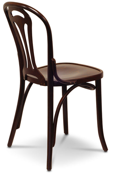 Bon Uno Viva - Bentwood Chair - Dark Walnut