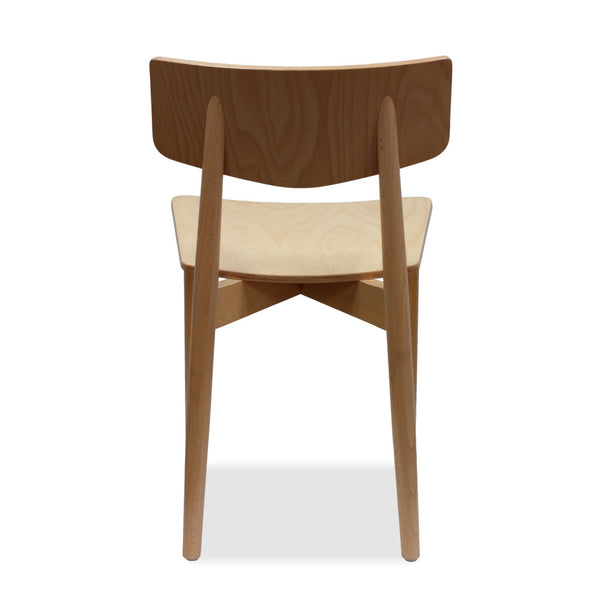 Capri - Bentwood Chair - Natural