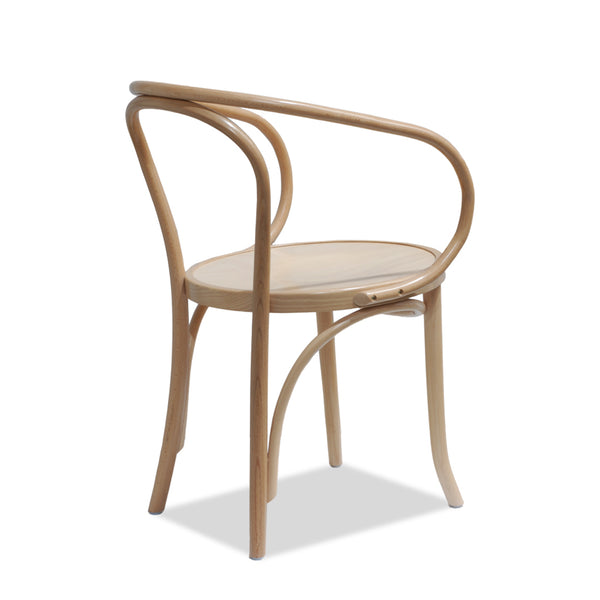 Bon Uno Bentwood Arm Chair - Natural