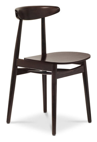 bentwood chair - Bon Ferrara - Walnut