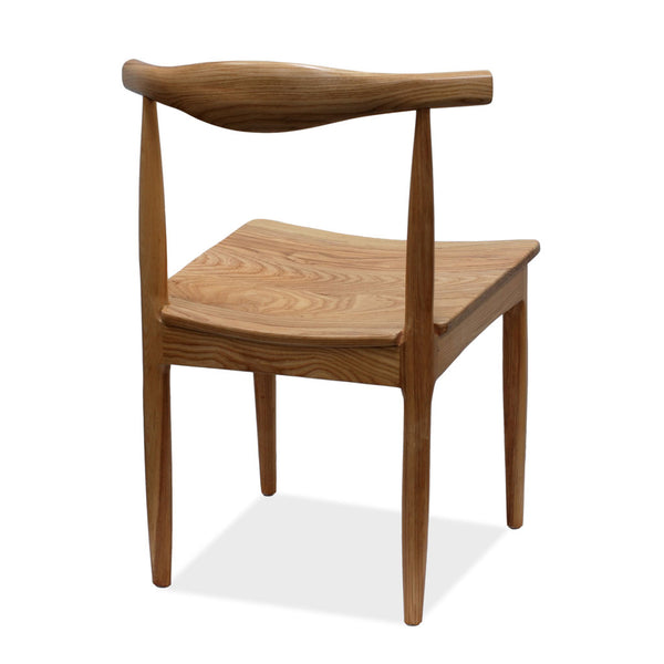 Pluto Timber Chair - Hans Wegner Elbow Chair Replica