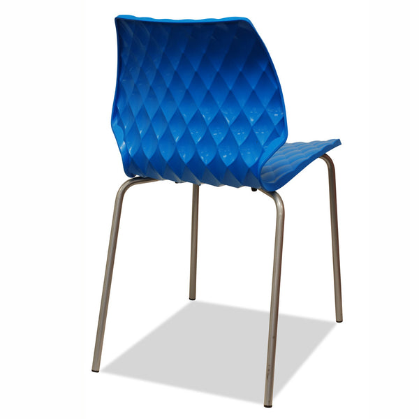 Uni  - Modern European Designer Chairs - Blue