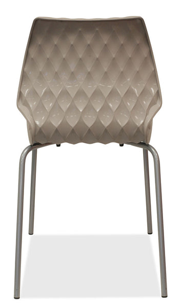 Uni  - Modern European Designer Chairs - Dove Grey