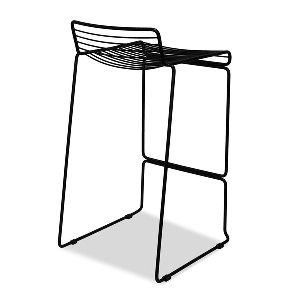 Voltage Bar Stool - Black