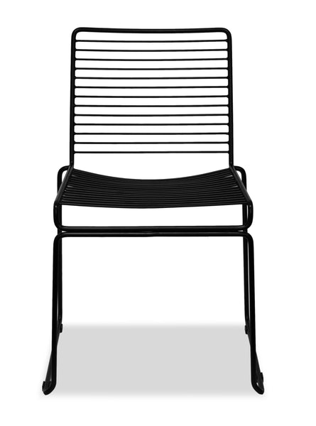 Voltage Dining Chair - Black